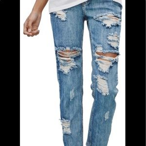 ONE Teaspoon Awesome Baggies 100% cotton Jeans